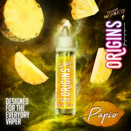 PAPIO 50 ml ORIGINS TWELVE MONKEYS