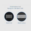 Résistances EX-M 0.4 pour Exceed Grip