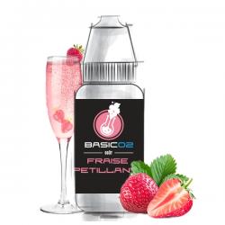 Basic Champagne Strawberry